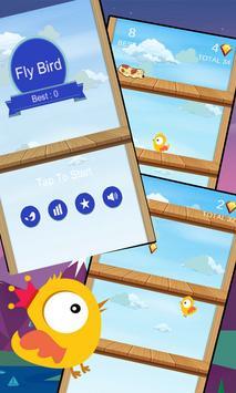 Fly Bird screenshot 1