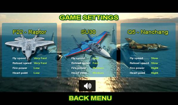Sky Fighter screenshot 1