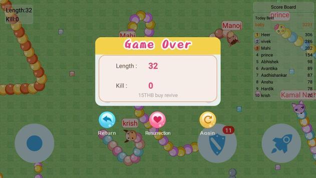 Online Snake World screenshot 2
