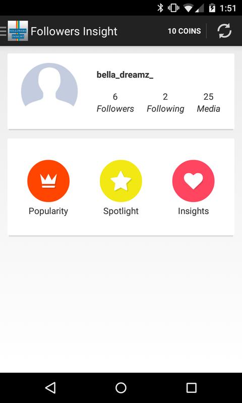 Insight 4 Instagram Followers Mod Apk | Get Followers Instagram