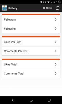 Followers Insight screenshot 1