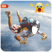 Skydiver Suit Photo Editor: Skydiving Photo Maker icon