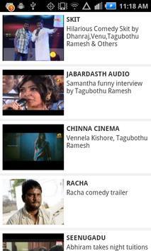 Tagubotu Ramesh Comedy Videos poster