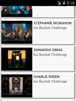 Ice Bucket Challenge Videos poster
