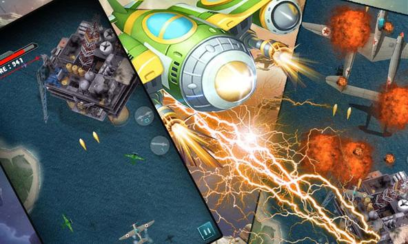 Galaxy Sky Force Shooter apk screenshot
