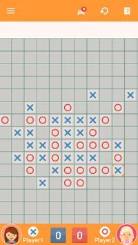 Game Caro (gomoku-five in a row) screenshot 3