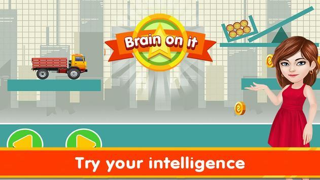 Brain It On - Wood Trucks Physics screenshot 8