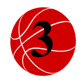 3 Pointers Basketball icon