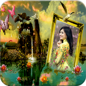 fantasy photo frames icon