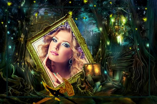 fantasy photo frames screenshot 9