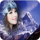 Mountain Photo Frames icon