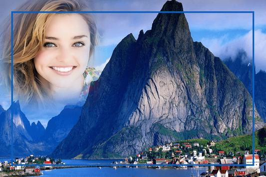 Mountain Photo Frames apk screenshot