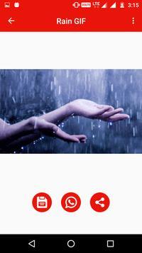 Rain Gif apk screenshot