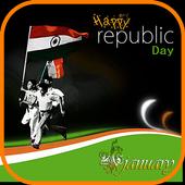 Republic day Gif icon