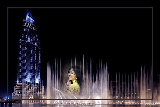 Water Fountain Photo Frames apk screenshot