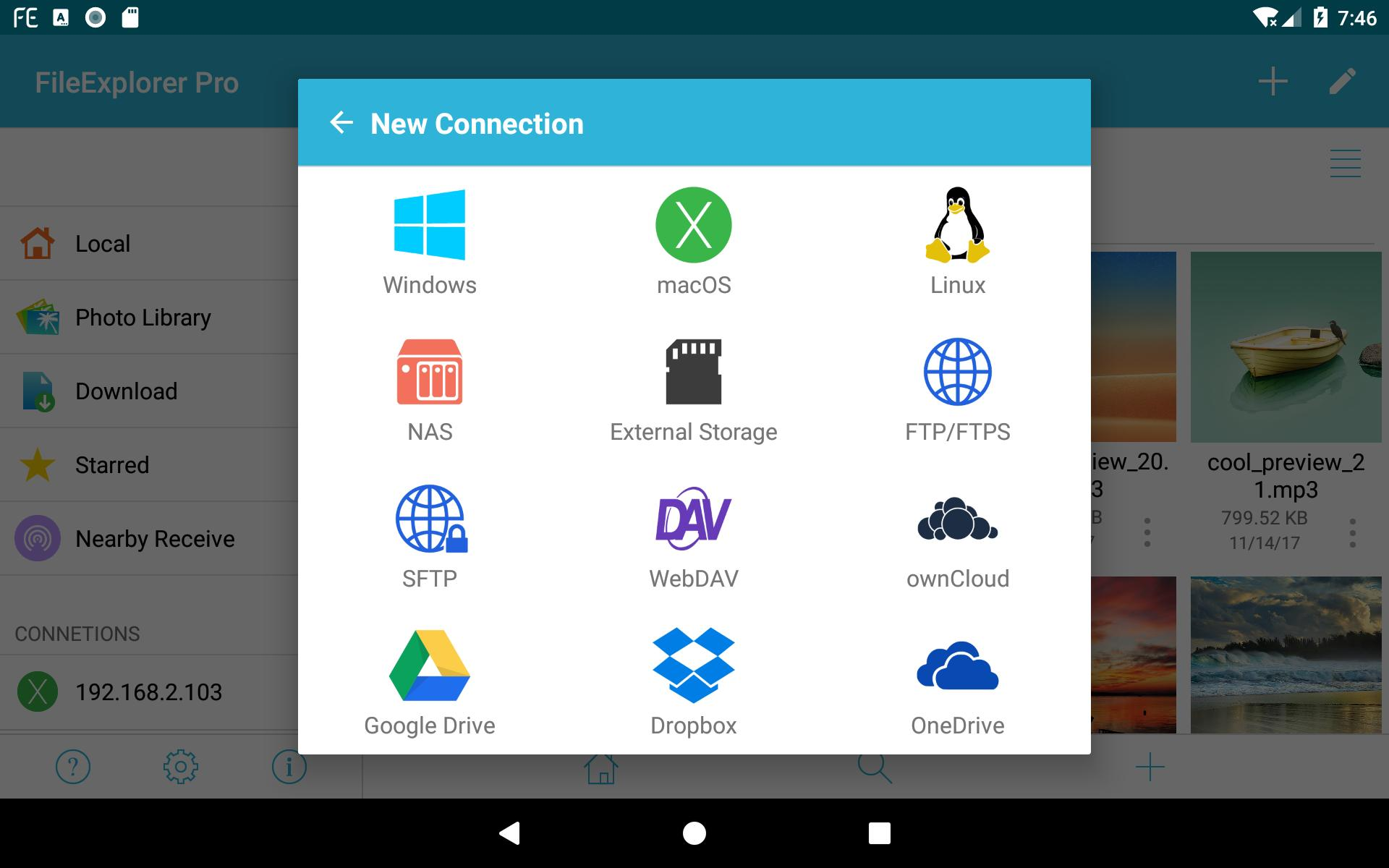 FE File Explorer - File Manager for Android - APK Download