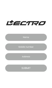 Lectro Hero Cycle poster