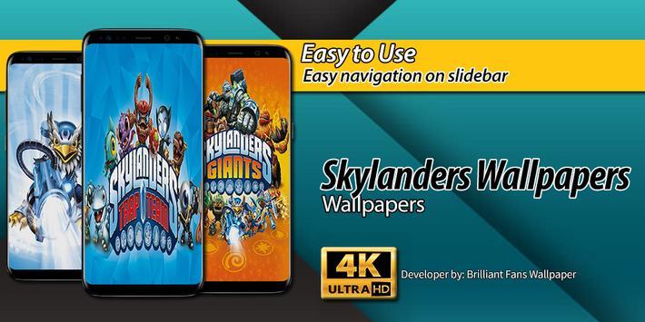 Skylanders Wallpapers HD screenshot 1