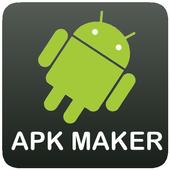 Apk Maker - App Backup icon