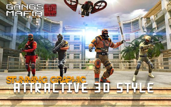 Gang War Mafia screenshot 7