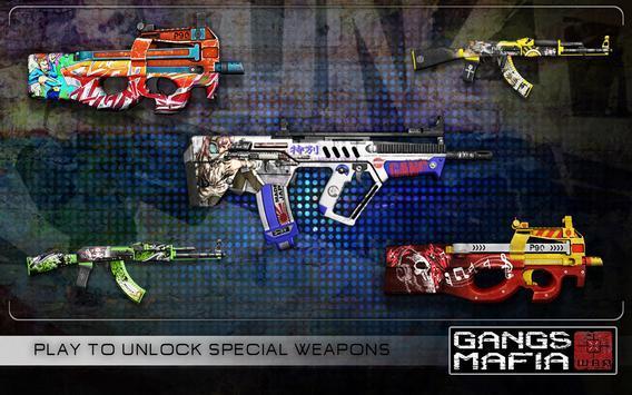 Gang War Mafia screenshot 1