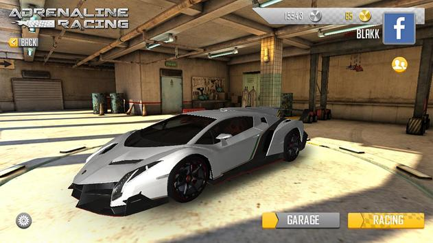 Adrenaline Racing screenshot 4