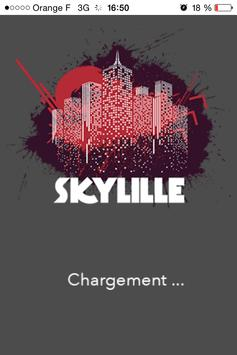 Skylille poster
