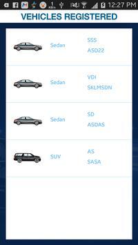 SkyLimo Driver apk screenshot
