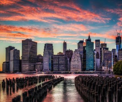New York Wallpaper - NYC Wallpaper of New York poster