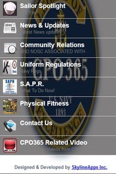 CPO 365 screenshot 1