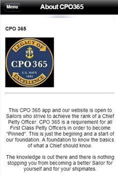 CPO 365 screenshot 2