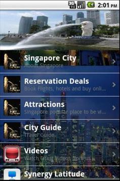 Singapore Guide screenshot 2