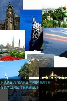 Skyline Travel App screenshot 3