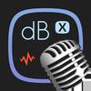 Décibel X - Sonomètre (dBA, dBC) & Dosimètre icône