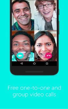 Call Phone-Skype poster