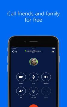 Call Phone-Skype screenshot 2