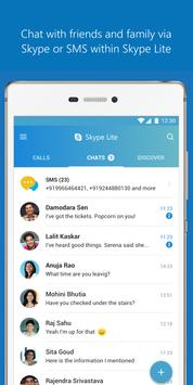 Skype Lite - Free Video Call & Chat poster