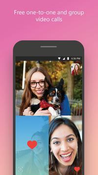 Skype - 免费即时消息传递和视频通话 截图 3