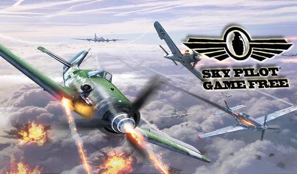 Sky Pilot Game free screenshot 1