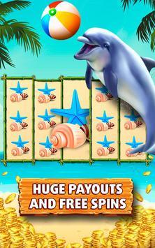 Beach Girls Vegas Casino Slots screenshot 1