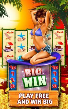 Beach Girls Vegas Casino Slots screenshot 3