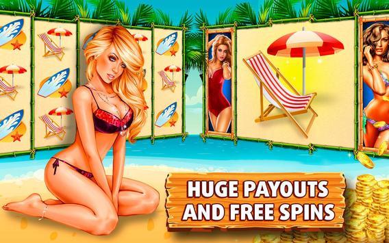 Beach Girls Vegas Casino Slots screenshot 5
