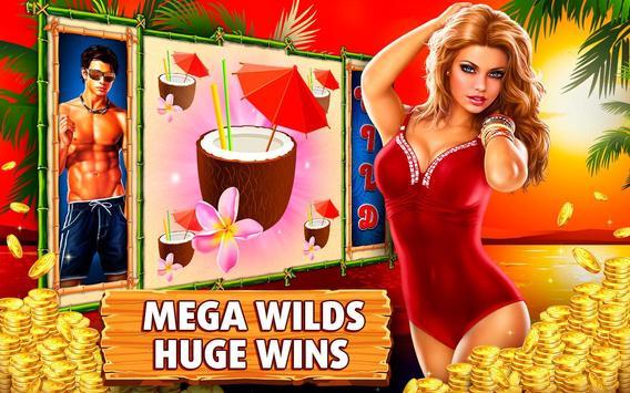 Beach Girls Vegas Casino Slots screenshot 6