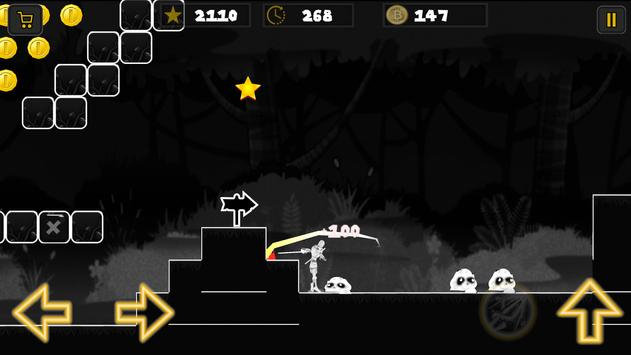 Ninja Jungle Adventures screenshot 3