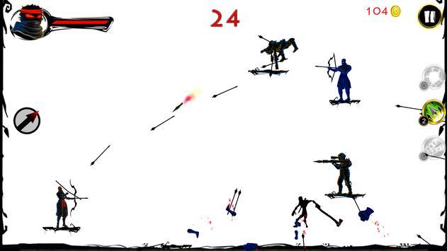 Ther Arches - Ninja Bowmaster screenshot 3