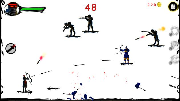 Ther Arches - Ninja Bowmaster screenshot 5