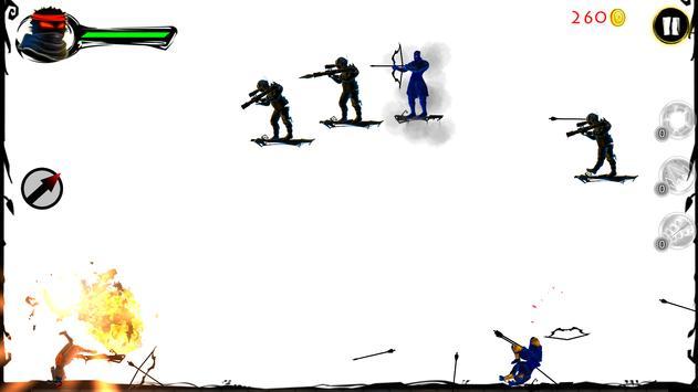 Ther Arches - Ninja Bowmaster screenshot 7