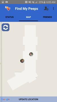 Find My Peeps apk screenshot