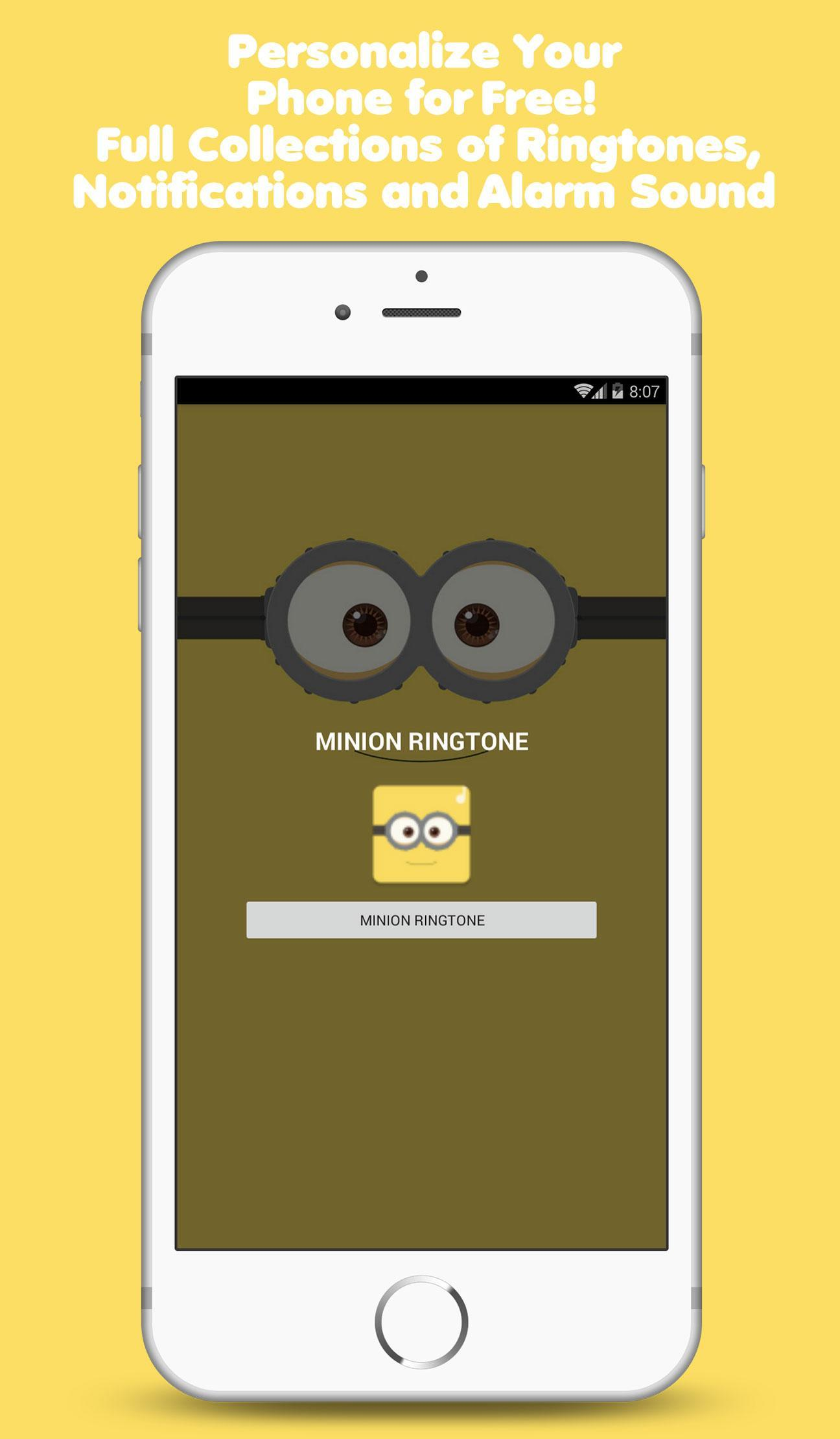 Minion Ringtone free for Android - APK Download