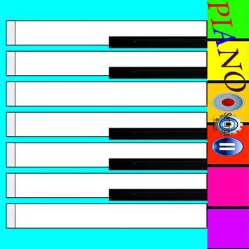 Children Piano poster